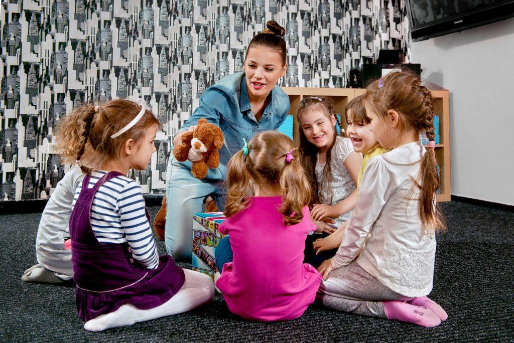 kurs językowy dla dzieci